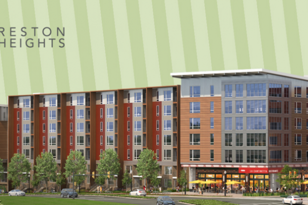Rendering of Vy at Reston Heights/Credit: JBG