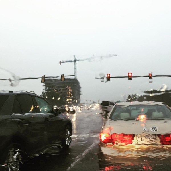 Rain in Reston/Jennifer Heffner