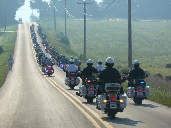 America's 911 Foundation Memorial Ride/Credit: 9/11 Foundation via Facebook