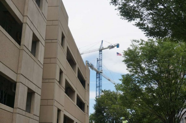 Construction in Reston