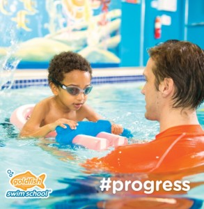 Goldfish Swim School/Courtesy Goldfish Swim School