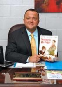 Aldrin Principal Shane Wolfe/FCPS
