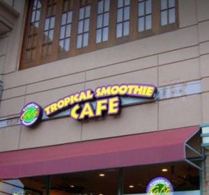 Tropical Smoothie Cafe Reston/Credit: Google maps