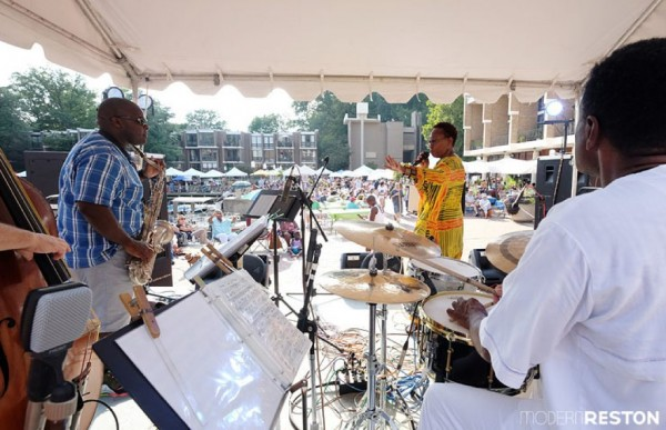 Lake Anne Jazz and Blues Festival 2015/Credit: Charlotte Geary, Modern Reston