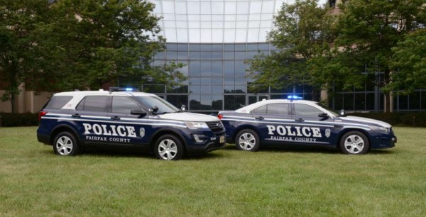 New Police Car Logos/Credit: Fairfax County Police
