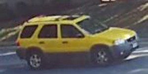 Suspected SUV used in fatal hit-and-run in Reston/FCPD