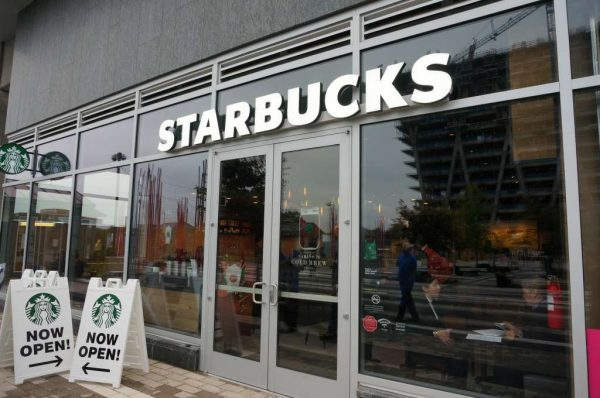 Starbucks at Reston Station