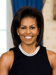 Michelle Obama/Official White House picture