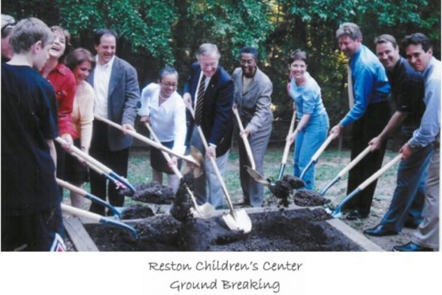 Breaking ground on RCC's 2008 addition/Credit: RCC