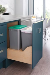 Base recycling cabinet/Decora Cabinets