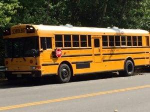 FCPS bus