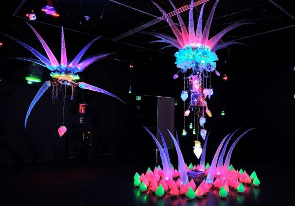 Work by Shih Chieh Huang/Credit: GRACE