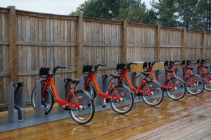Reston station bikeshare station