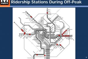 Metro potential station closure/Credit: Metro