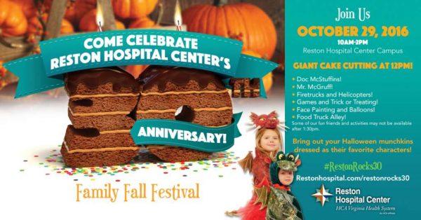 Reston Hospita Fall  Festival