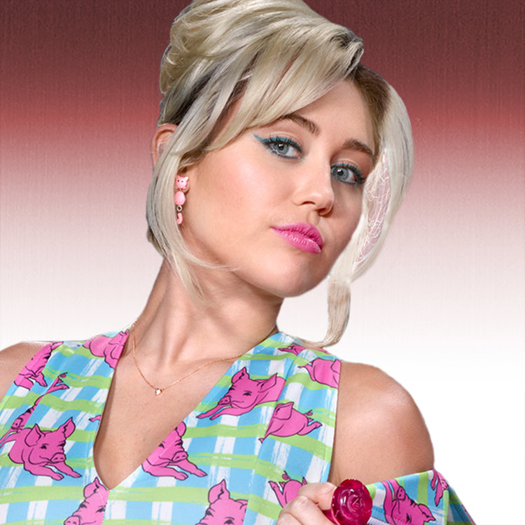 Miley Cyrus to knock on doors; chat with Virginia voters