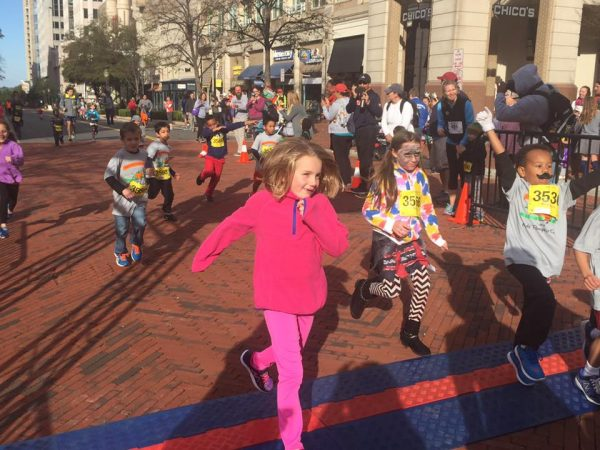 Kids Pumpkin Run at Oktoberfest Reston 2016/Credit: Oktoberfest Reston