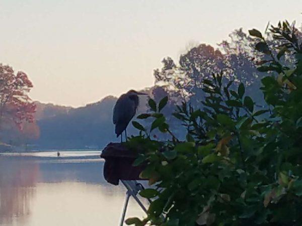 Lake Audubon (Photo courtesy of Paul Hartke)
