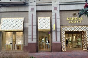 Kendra Scott jewelry store (Photo via KendraScott.com)