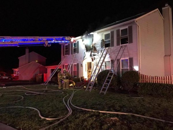 Photo courtesy of Fairfax County Fire and Rescue