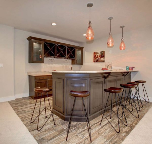 Basement Bar/In the Design Studio