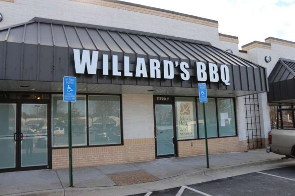 Willard's BBQ in Reston