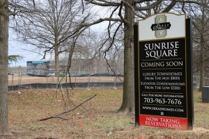 Sunrise Square development