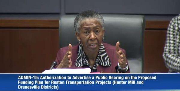 Supervisor Cathy Hudgins/Fairfax County Board of Supervisors