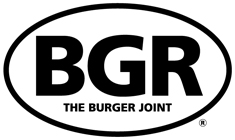 BGR The Burger Joint logo