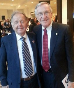 Ken Plum and Chuck Colgan