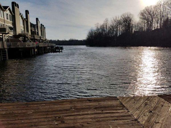 Lake Thoreau - Feb. 7, 2017