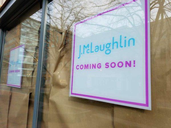 J.McLaughlin store at Reston Town Center