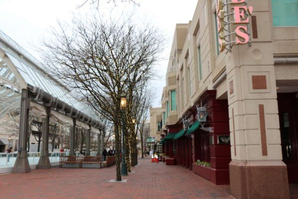 Reston Town Center - Feb. 1, 2017