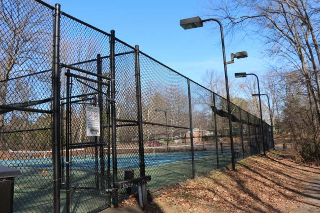 Shadowood is prioritized as the tennis facility in Reston most in need of upgrades.