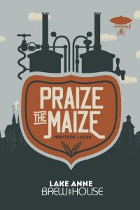Praize the Maize/Lake Anne Brew House