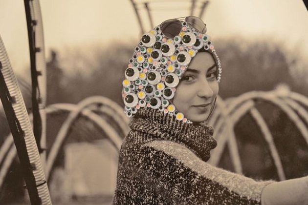Razan Elbaba (from Emerging Visions exhibition, 2015)/GRACE