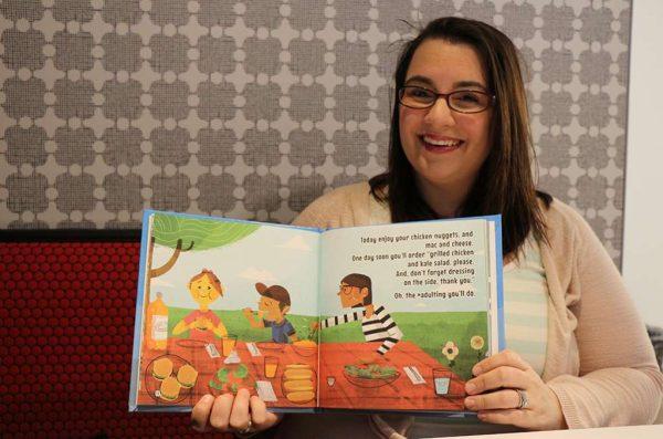 Alissa Buoni book