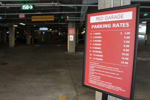 Reston Town Center Red Garage