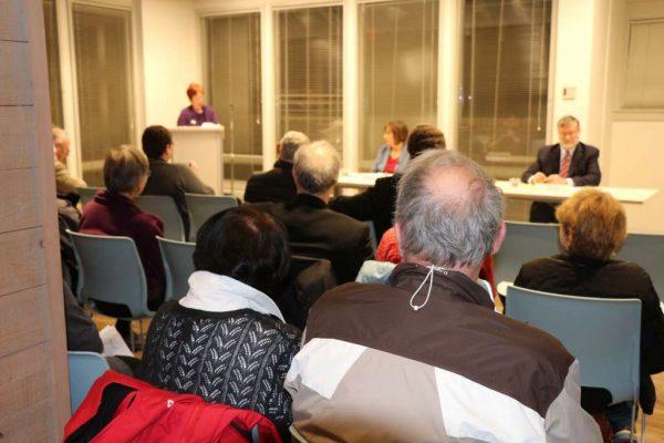 North Point candidates forum
