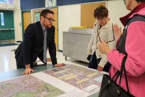 FCDOT street design community meeting