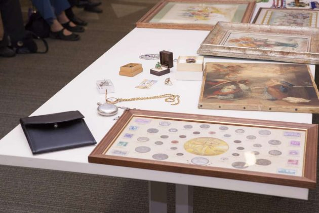 Jewelry, coins, art and more will be examined Tuesday during RA's Appraisal Roadshow.