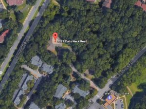 2222 Colts Neck Road/Google Maps