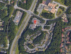 Church of Jesus Christ LDS/Google Maps