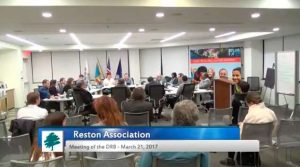 DRB meeting - March 21, 2017