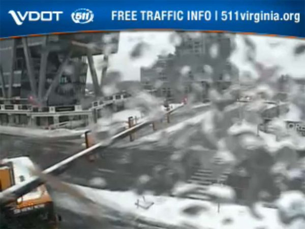 VDOT Traffic Cam - Wiehle Ave./Reston Station