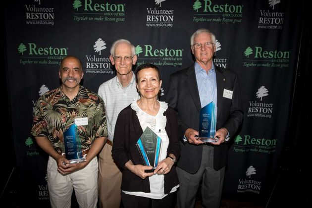 Group Volunteer of the Year – The Natural Areas Assessment Team/Reston Association