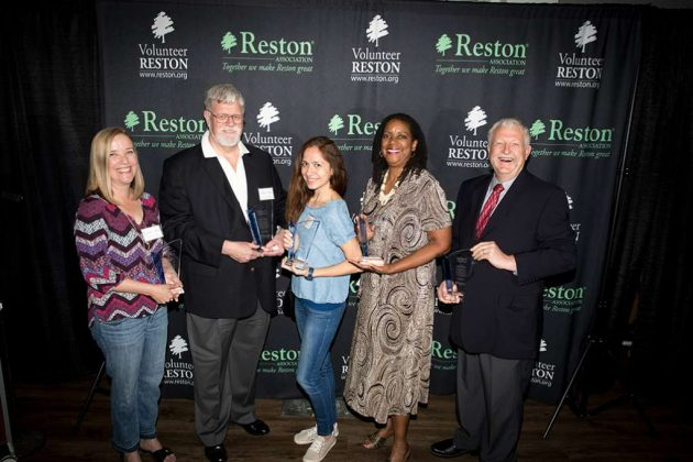 Adult Volunteer Group of the Year – Volunteer Photographers/Reston Association