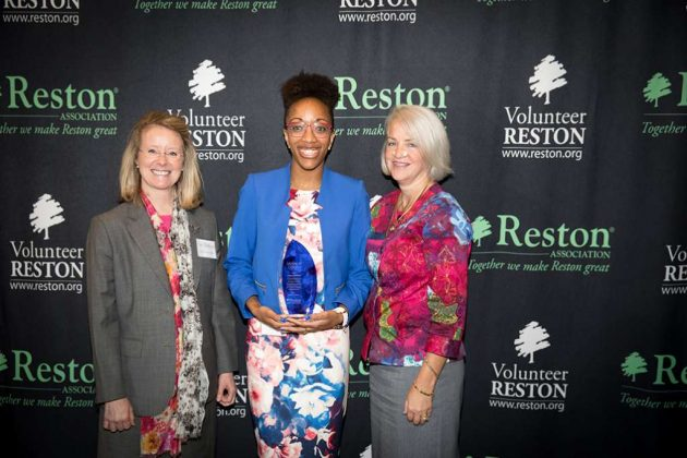 Volunteer of the Year – Leanna Kirkland/Reston Association