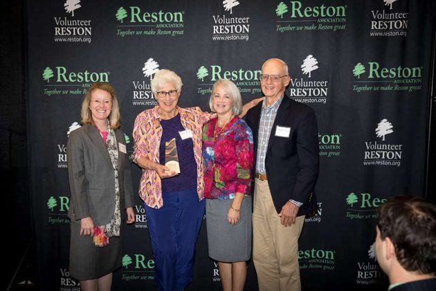 Family Volunteer of the Year – The Bond Family/Reston Association