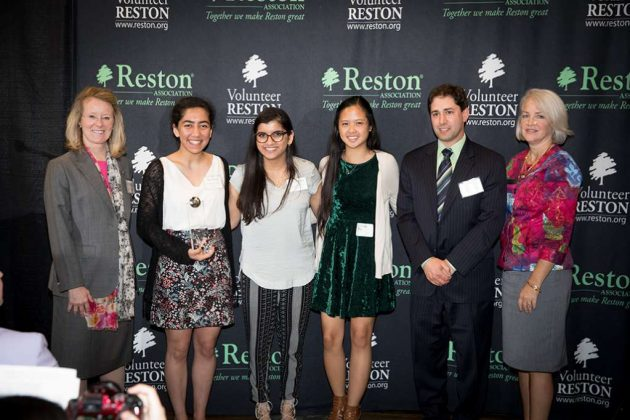 Youth Group of the Year – Chantilly High School Key Club/Reston Association